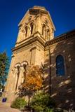 St. Francis Church stockbilder