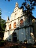 St Francis Church, il Kochi, Kerala fotografia stock