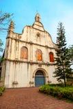 St Francis Church, la India de Cochin imagen de archivo