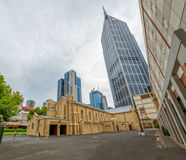 St. Francis Church Melbourne Royalty Free Stock Photos