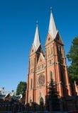 St. Francis Church, Riga Royalty Free Stock Images