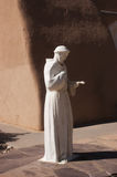 St Francis da estátua de Assisi Fotografia de Stock