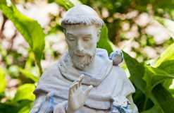 St. Francis de Assisi Imagens de Stock