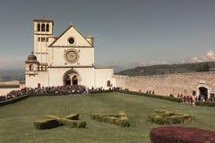 St Francis de Assisi Foto de archivo libre de regalías