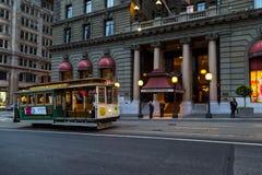 St Francis Hotel em San Francisco Imagem de Stock Royalty Free