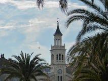 St Francis kościół Obrazy Royalty Free
