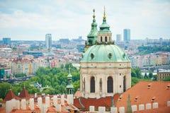 St Francis kościół w Praga Zdjęcie Stock