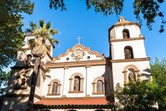 St Francis kościół w Sacramento obraz stock
