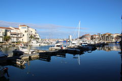 St Francis Port, Arkivfoto