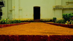St Francis von Assisi-Kirche, Goa Stockfotografie