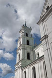 St. Francis Xavier Cathedral, Grodno Stock Photo
