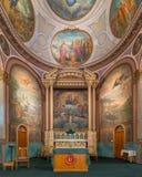 St Francis Xavier Church Fotografie Stock Libere da Diritti