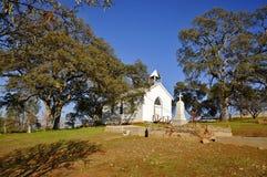 St Francis Xavier Church; Città fantasma cinese del campo Fotografie Stock Libere da Diritti