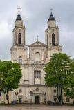 St Francis Xavier kościół zdjęcia royalty free
