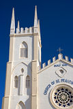 St. Francis Xavier's Church Malacca Stock Photography