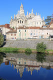 St Front Cathedral, Perigueux Stock Image