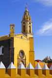St Gabriel kloster V arkivbilder