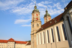 St Gallen Royalty Free Stock Photography