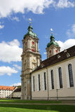 St. Gallen abbey, Switzerland Royalty Free Stock Images