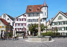 St. Gallen Royalty Free Stock Photo