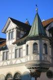 St Gallen's styl Zdjęcie Stock