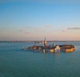 St. George, Венеция Стоковое Изображение RF