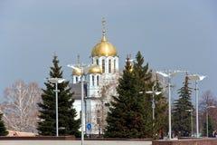 st george собора Стоковая Фотография RF