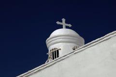 St. George & x27; часовня s, Mount Lycabettus, Афины, Греция Стоковые Изображения RF
