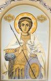 St George Arkivbild