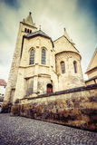 St George Basilica, Prague Royalty Free Stock Image