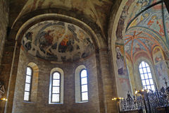 St. George Basilica, Prague, Czech Republic royalty free stock photography