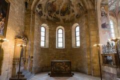St. George Basilica, Prague, Czech Republic stock photos