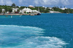 St. George in Bermuda Royalty Free Stock Images