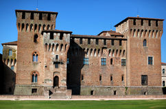 St. george castle in Mantova, Italy Stock Images