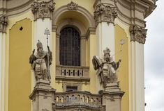 St. George Cathedral, Lviv, Ukraine Royalty Free Stock Photos
