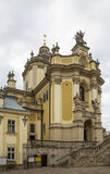 St. George Cathedral, Lviv, Ukraine Stock Images