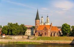 St George Church à Kaunas photographie stock