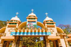 St. George church in Bahir Dar Stock Photos