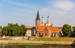 St. George Church in Kaunas Stock Photography
