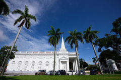 St. George Church, Penang, Malaysia Royalty Free Stock Image