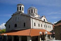 St George Church, Prizren, il Kosovo Fotografia Stock Libera da Diritti