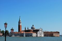 St. George church, Venice Royalty Free Stock Photo