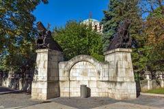 St. George the Conqueror Chapel Mausoleum, Pleven, Bulgaria Royalty Free Stock Image