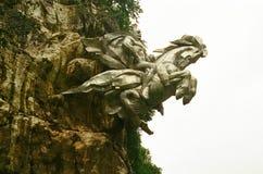 St George dans l'ossetiya du nord Images stock