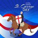 St George Day illustration de vecteur