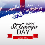 St George Day Photos libres de droits