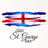 St. George Day. Royalty Free Stock Images