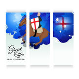 St. George Day. Stock Image