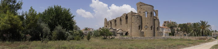 St George of the Greeks, Famagusta, Cyprus Royalty Free Stock Images