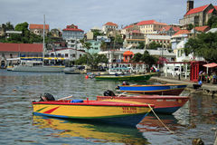 St George, Grenada, Karaiby Fotografia Royalty Free